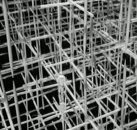 """""""Johnny Stecchino"""" installation Cologne"""