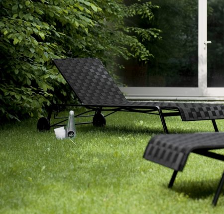"Adjustable Sun Lounger ""Rest"" Outdoor Collection"
