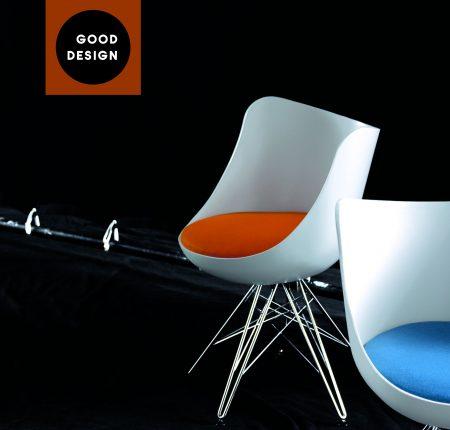 """Looper"" swivel armchair Living Divani"