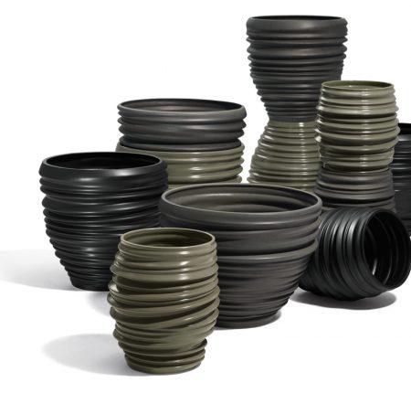 """Babylon"" Vase Collection"
