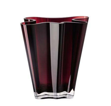 """Flux -Bye Bye"" Vase Glass Serie"